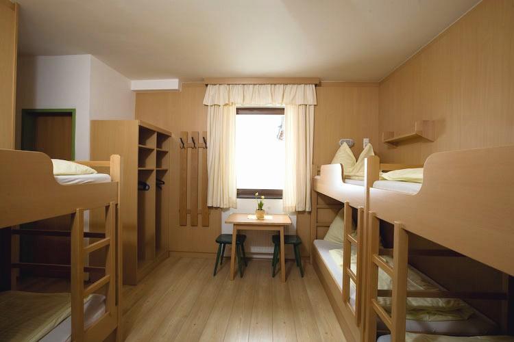 Gemütliche Zimmer, 1 bis 8 Betten, größtenteils Du/Wc